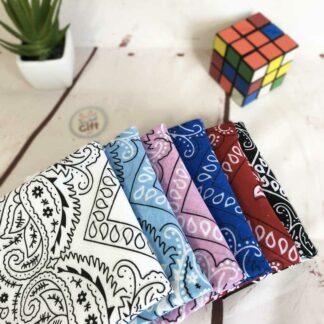 Bandana - Différents coloris