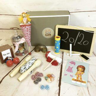 Jouet Petite fille - Coffret cadeau de jouets traditionnels