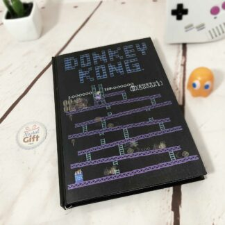 Cahier A5 - Donkey Kong retrogaming
