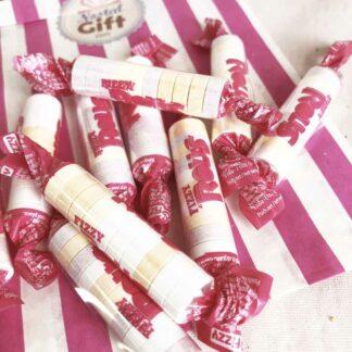Cocobat Haribo - Bonbon cylindre fourré au réglisse x20