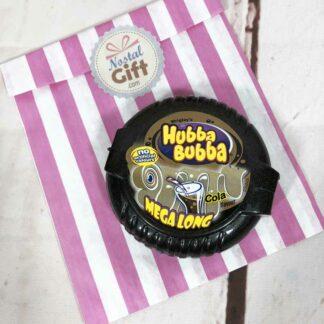 Hubba Bubba - Chewing gum à dérouler (Tutti Frutti)