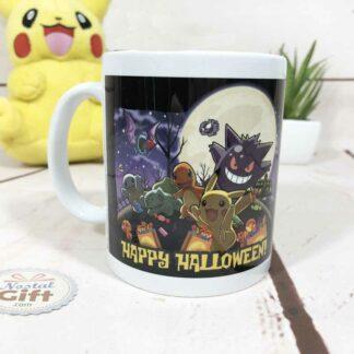 Pokémon - Mug Halloween