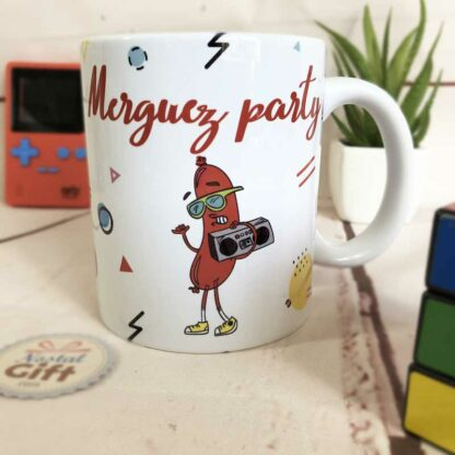 """Mug """"Merguez Party"""""""