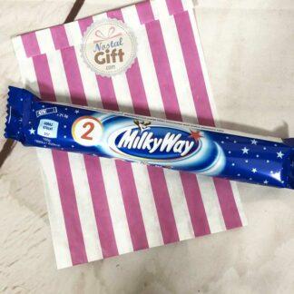 Barre chocolat Milky Way x1 (pack de 2)