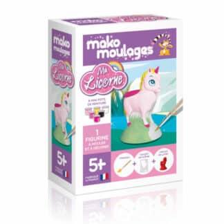 Mako moulages - Ma Licorne- 1 moule