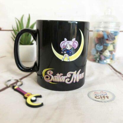 Sailor Moon - Grand Mug thermoréactif 460 ml - Sailor&Chibi Moon
