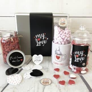 Chocolat Saint Valentin : Yes & Friends