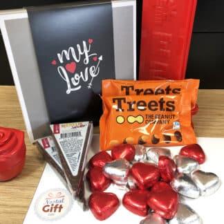 Chocolat Saint Valentin : Treets & Friends