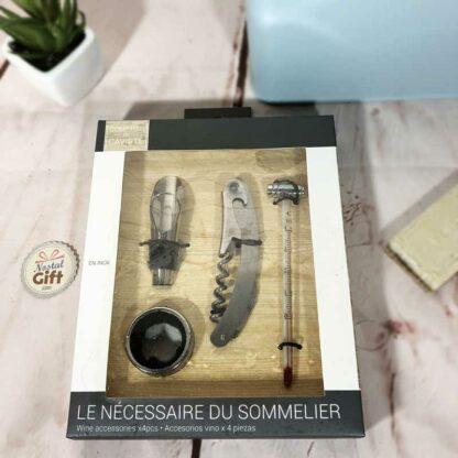 Kit coffret du sommelier - Idée cadeau