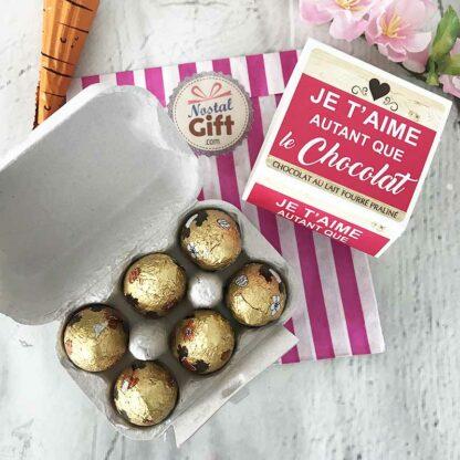 Chocolat de Pâques : Yes & Friends