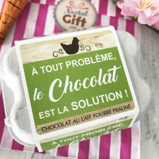 Chocolat de Pâques : Yes & Friends
