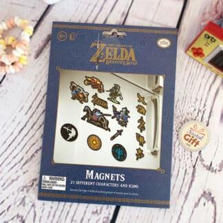 Zelda - Aimants pour le frigo