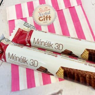 Ménélik 3D (lot de 2)