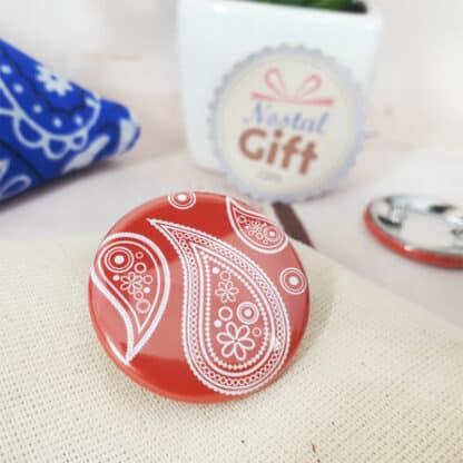 Badge Bandana