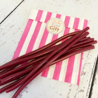 Bonbon Haribo Sticks - Cerise x10