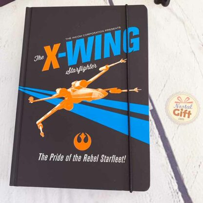 Cahier A5 - Star Wars X Wing