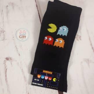 Chaussettes en coton Pac Man