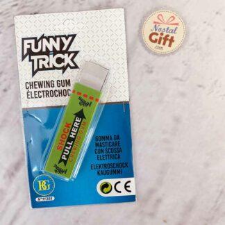 Chewing-gum farceur – Electrochoc