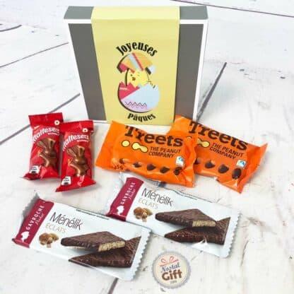 Chocolat : Treets & Friend et son lapin Maltesers
