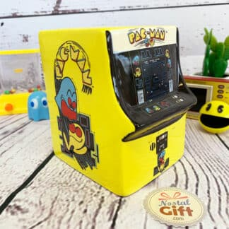 Mug 3D borne arcade Pac Man