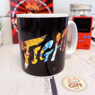 Mug Street Fighter Thermoréactif - Fight/KO 400ml