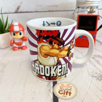 Mug Street Fighter - Hadoken Ryu 350ml