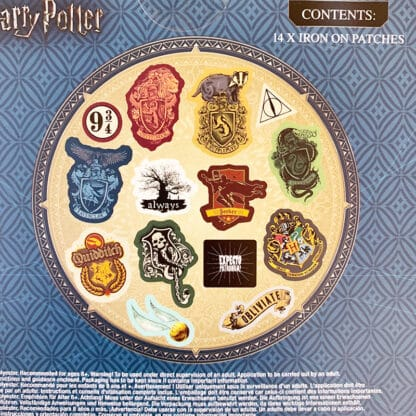 Harry Potter - Patches Thermocollants