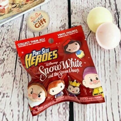 Blanche Neige - Pochette surprise de mini figurine Funko - pint size heroes