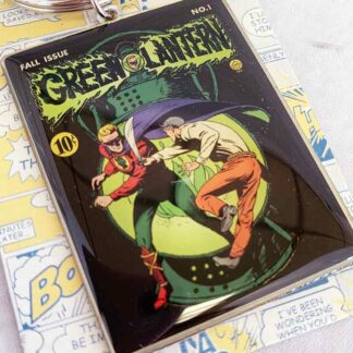 Green Lantern - Porte clés