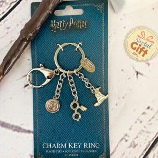 Harry Potter - Porte clés charms