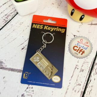 Porte clés Manette NES en métal
