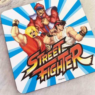 Street Fighter - Sous de verre X1
