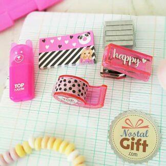 Mini-kit de bureau - Top model Rose