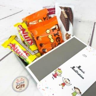 Chocolat Maîtresse : Treets & Friends