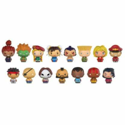 Street Fighter - Pochette surprise de mini figurine Funko - pint size heroes