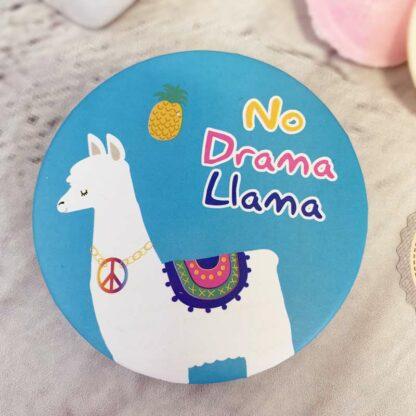 Miroir de poche Lama