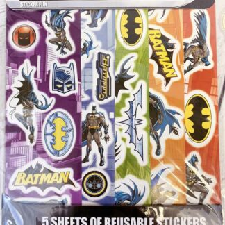 Stickers - Batman (5 pages)