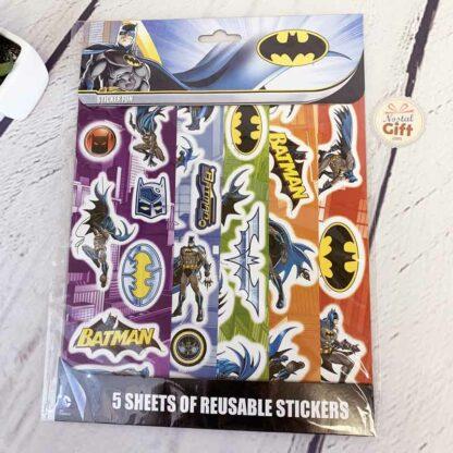Stickers - Batman (5 pages)