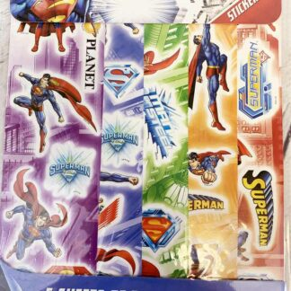Stickers - Superman (5 pages)