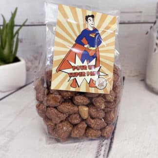 Cacahuètes caramélisées (Chouchou) 300g - Cadeau papa