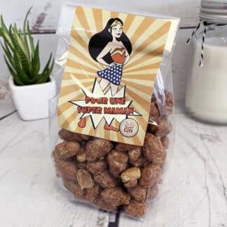Cacahuètes caramélisées (Chouchou) 300g - Cadeau maman