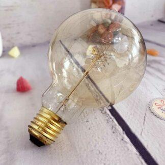 Ampoule vintage E27 9,5x14cm