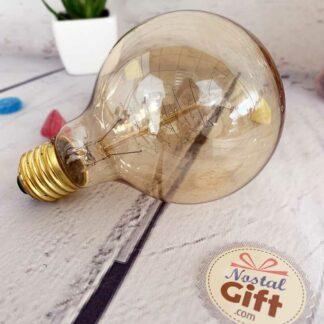 Ampoule vintage E27 8x12cm