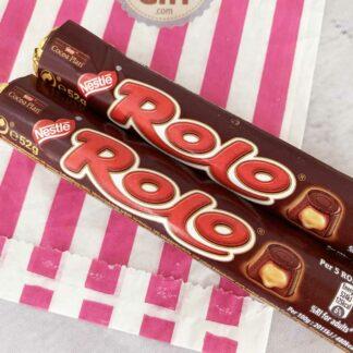 Rolo - Chocolat coeur caramel (2X)
