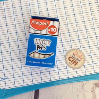 Craies Blanches x10 - Maped