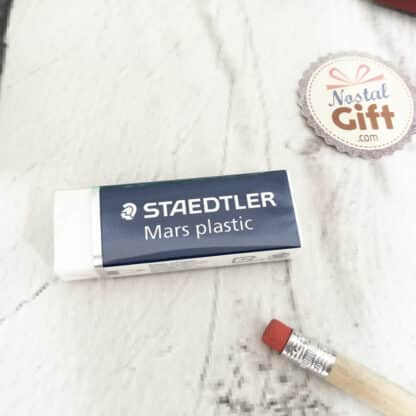 Grande gomme blanche Mars haute qualité - Staedtler