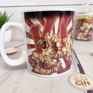 Mug Street Fighter Thermoréactif - Honda/KO 400ml