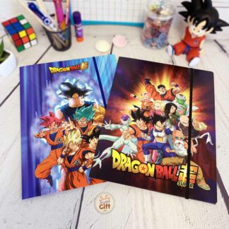 Porte documents à 3 rabats Dragon Ball DBS - Clairefontaine