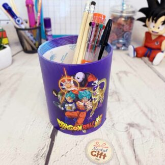 Pot à crayon Dragon Ball DBS - Clairefontaine