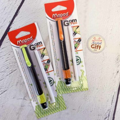 Gomme Stylo + Recharge - Maped